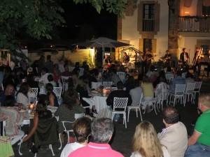Conciertos en Cantabria, Vespa Groove en la Hostería de Arnuero