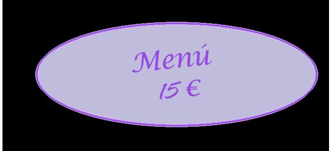 Restaurante en Cantabria hiostería de Arnuero, menú