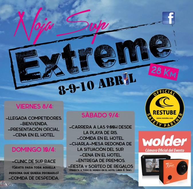 Noja Sup Extreme 2016