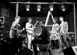 Cosmosoul en los conciertos de veranos de la Hostería de Arnuero, Cantabria